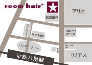 八尾店地図2